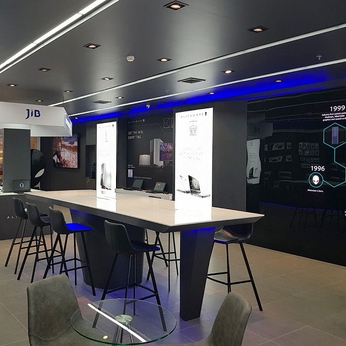 Alienware Experience Store