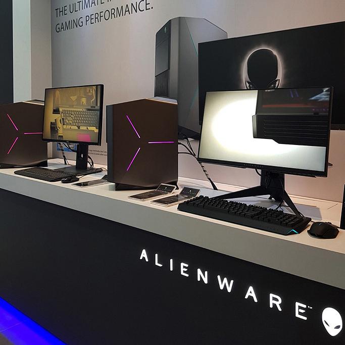 ยกระดับ อัพสกิล และสร้างประสบการณ์เล่นเกมที่ดีที่สุดของโลก ซึ่งจะเปลี่ยนทุกนิยามของการเล่นเกมที่คุณเคยสัมผัสมาไปตลอดกาล ณ Alienware Experience Store