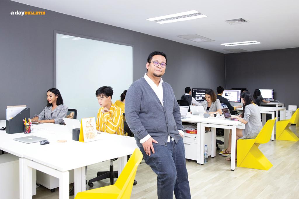 Creative Headquarter