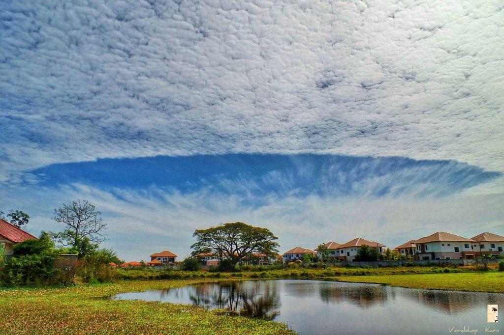 คนรักมวลเมฆ