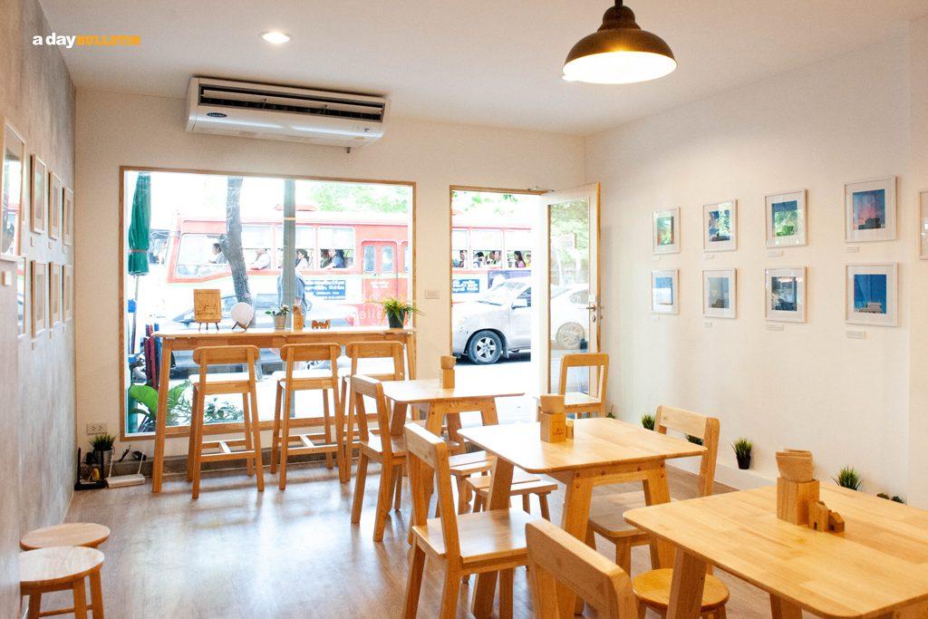 บ้านข้างๆ Cafe & Gallery