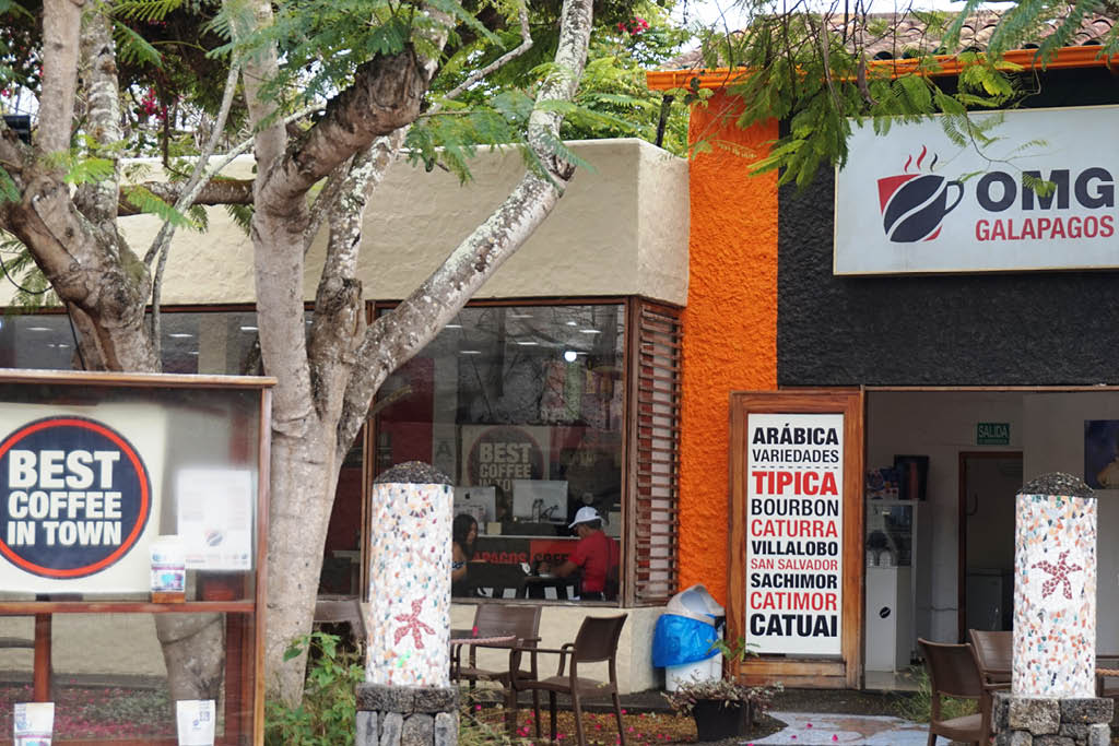 Galapagos Coffee