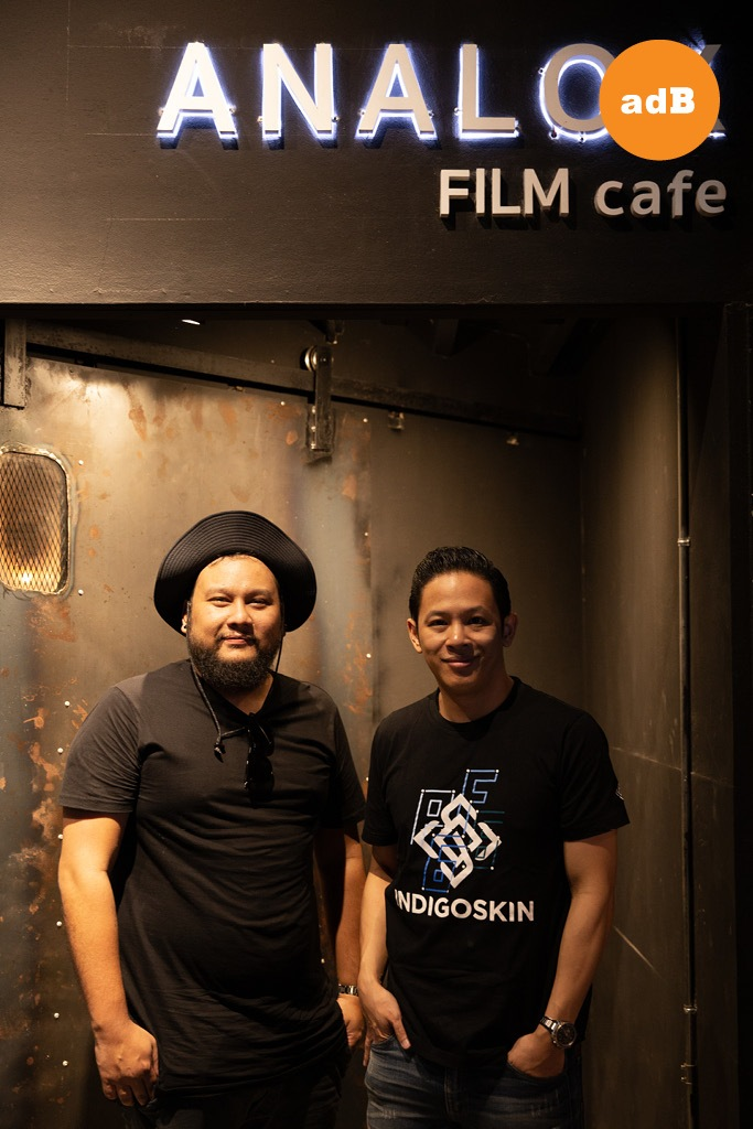 Analox Film Cafe