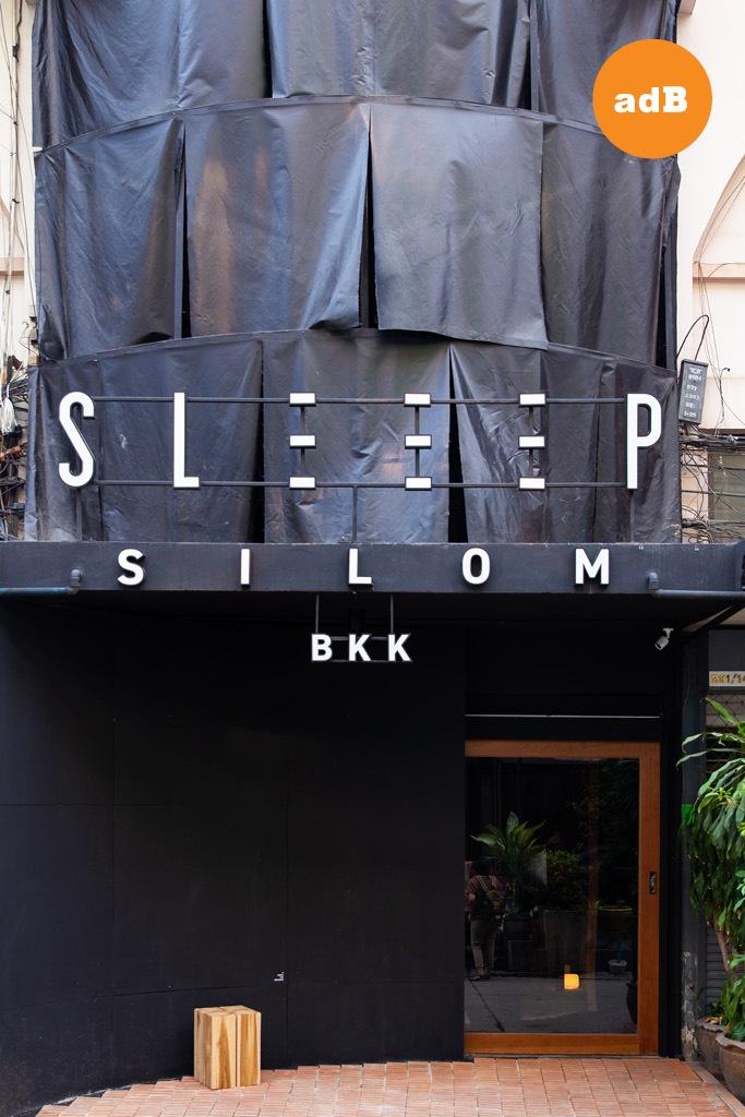 SLEEEP BKK Silom