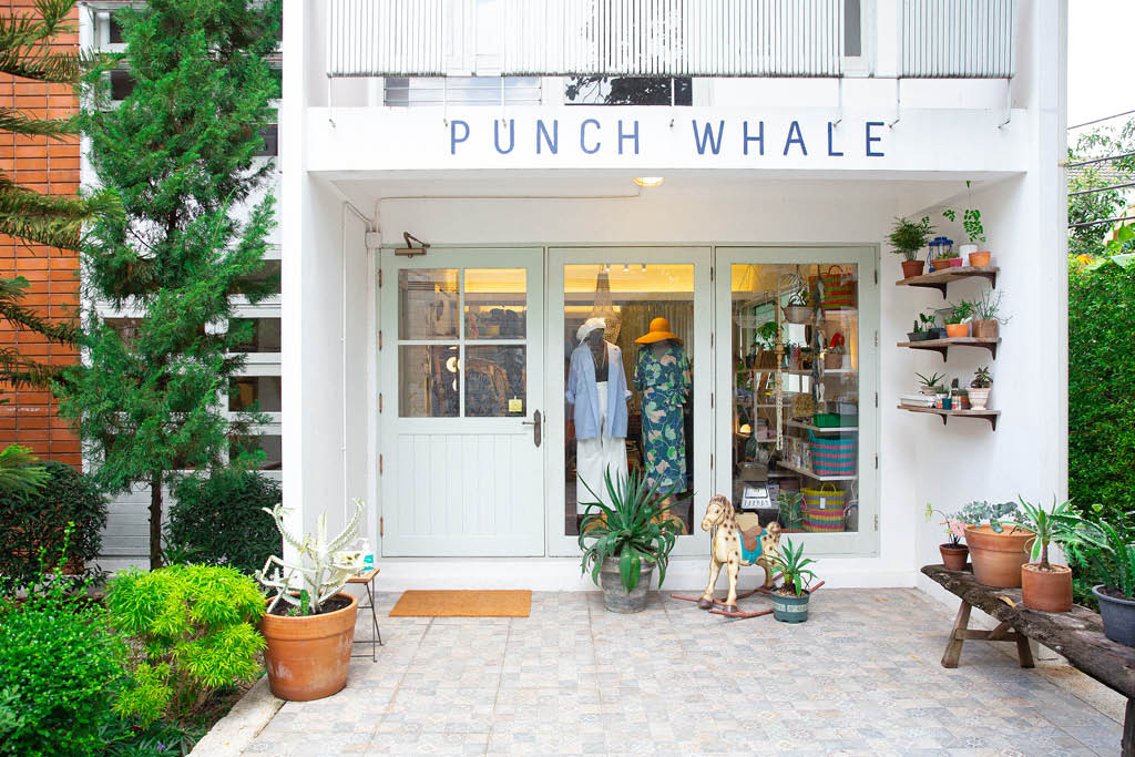 Punch Whale