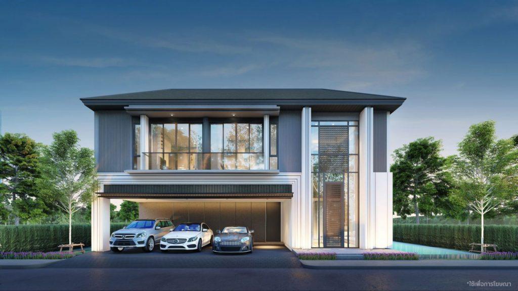 Belgravia Exclusive Pool Villa