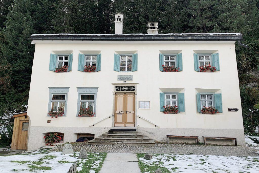 Waldhaus Sils