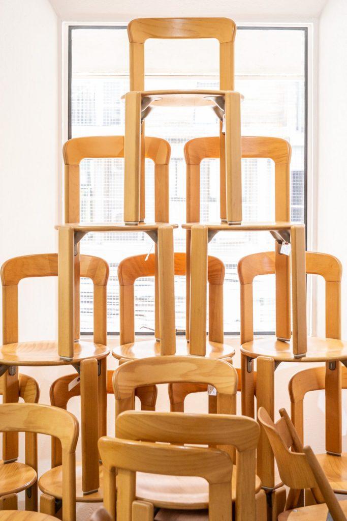 Anatomy of Chairs