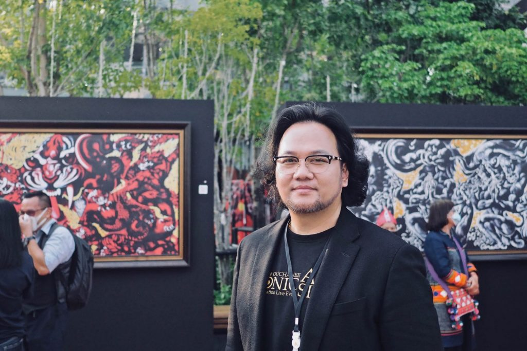 Immersive Arts of Thawan Duchanee
