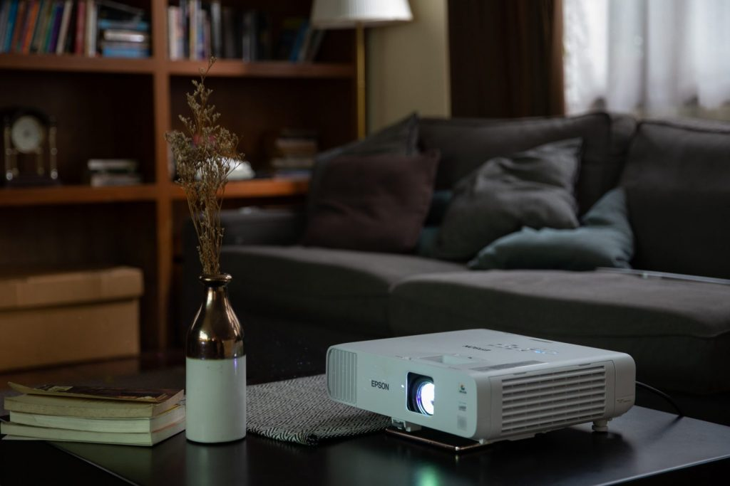 Epson Business Laser Projector