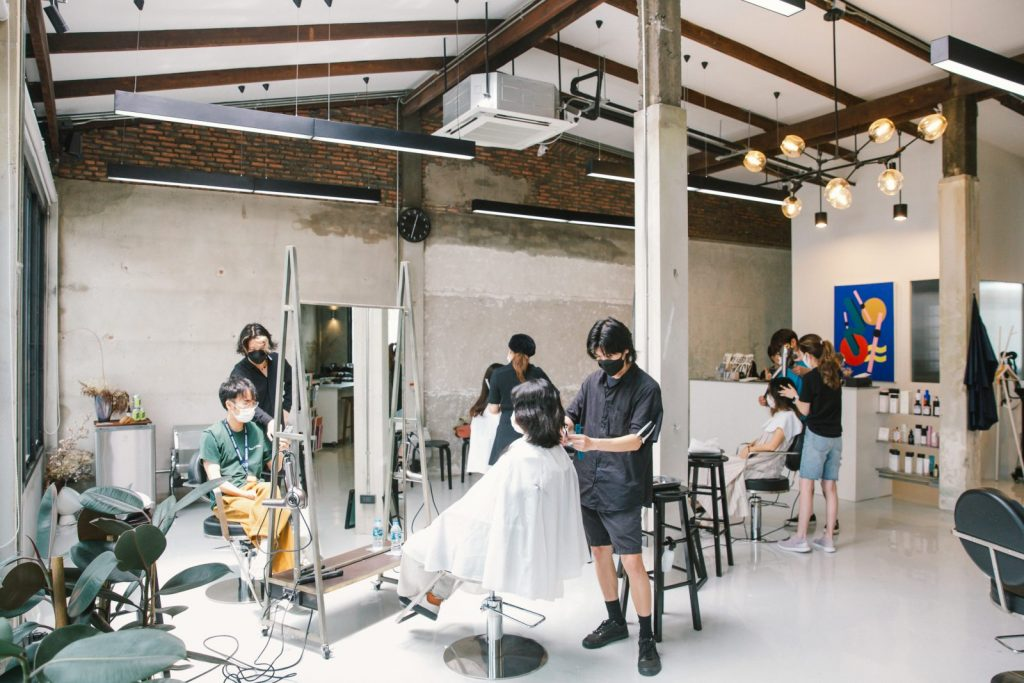 Roof Hair Salon