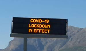 COVID-19: Do Lockdowns Really Can Halt the Spread?