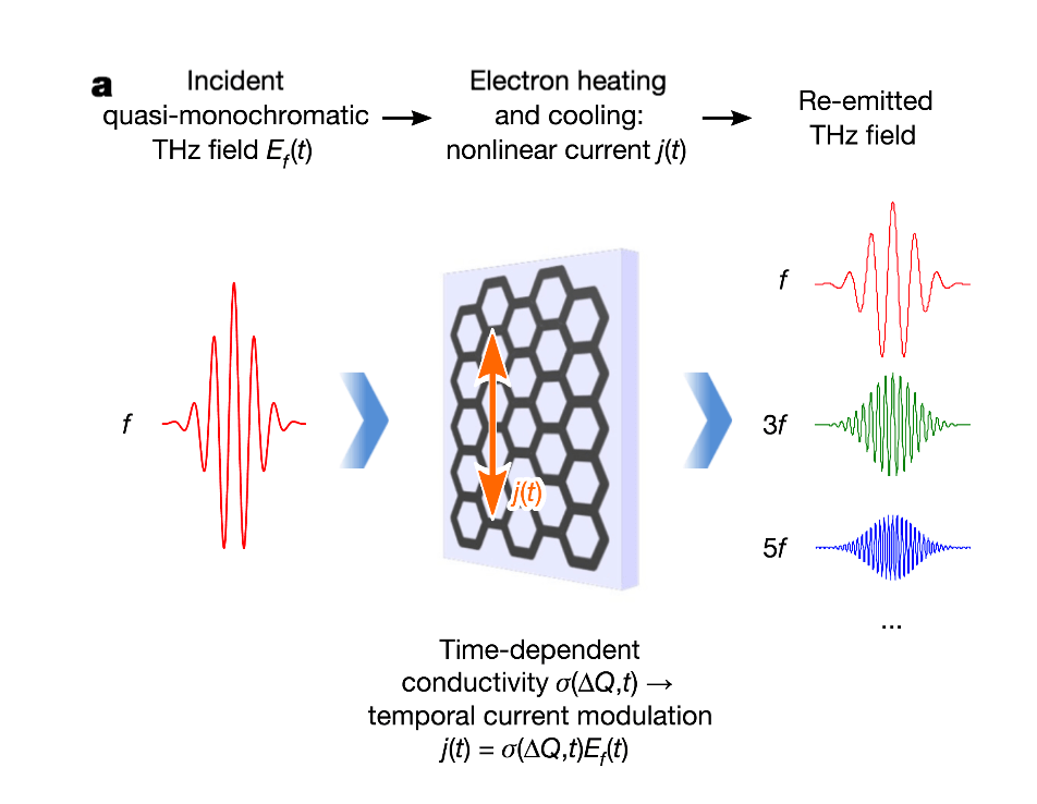 Image showing the schematic of the experiment.