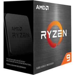 AMD Ryzen 9 5900X 5000 series amd Ryzen Processor