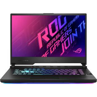 """ASUS ROG Strix G15 Gaming Laptop  Intel 8-Core i7-10870H up to 5.0 GHz 16GB DDR4 3200mhz 512GB Nvme SSD NVIDIA GeForce RTX 2060 6GB 15.6"""" 240Hz 3ms FHD IPS-Type  Windows 10 Home"""