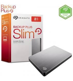 Seagate 2TB Backup Plus Slim