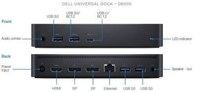 Dell Universal Dock