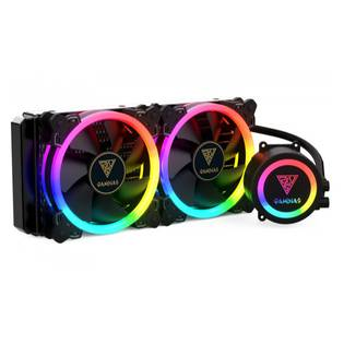 Gamdias CHIONE M2-240R dual fan liquid cooler