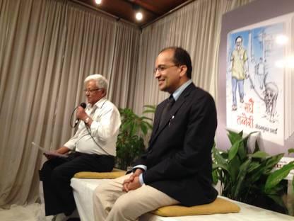 Book Release: Jeevan Prasain's Sadhai Tanneri