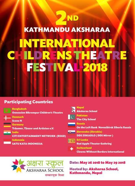 2nd Kathmandu Aksharaa International Children's Theatre