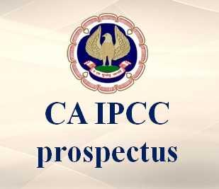 CA IPCC Prospectus