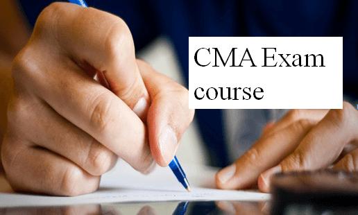 CMA Exam course