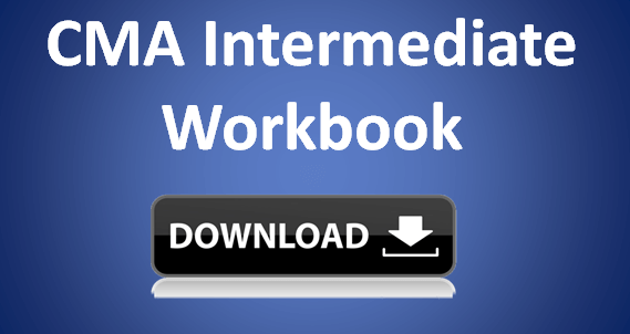 ICMAI CMA Inter Workbook