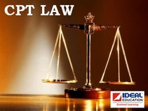 CA CPT - Law by Ideal Classes