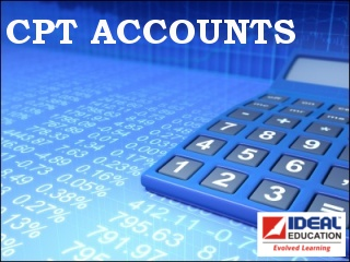 CPT   Accounts