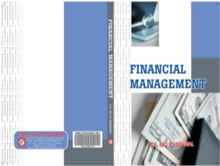 CA Intermediate | CA IPCC Group 1   Financial Management   FM