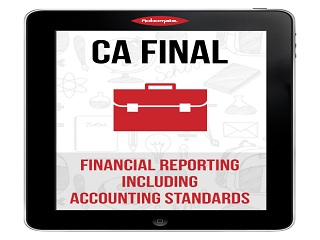 CA FINAL Group 1   Financial Reporting including Accounting Standards   FRAS
