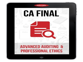 CA Final   Advanced Auditing and Professional Ethics