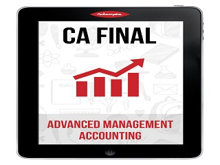 CA Final   Advanced Management Accounting