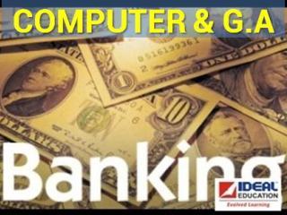 Banking Computer and General Awareness