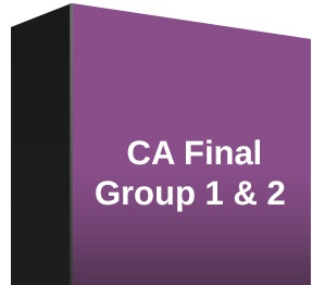 CA Final Group 1 and 2