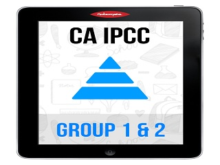 CA Intermediate | CA IPCC MAY 2015 GROUPS 1 2