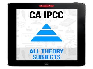 CA Intermediate | CA IPCC MAY 2015 ALL THEORY