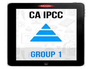 CA Intermediate   CA IPCC MAY 2016 GROUP 1