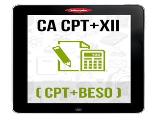 CLASS XII  BESO  + CA Foundation | CA CPT COMBO COURSE