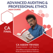 CA FINAL(New Syllabus) Paper-3: Advanced Auditing a..