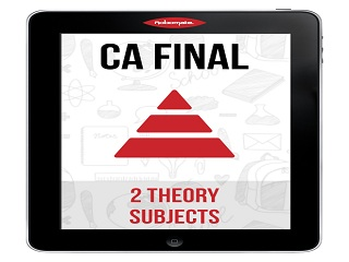 CA FINAL 2 THEORY SUBJECTS