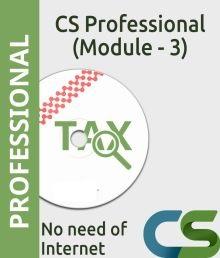 CS Professional Coaching Course Module III