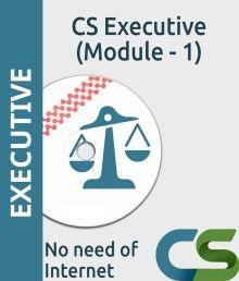 CS Executive module 1 complete course