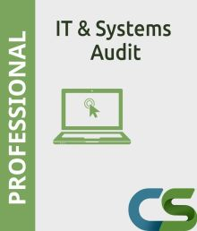 CS Professional Information Technology and Systems Audit