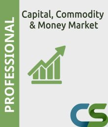 CS Professional Capital Commodity Money Market