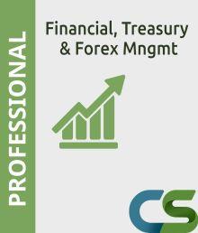 CS Professional  Financial Treasury Forex Management