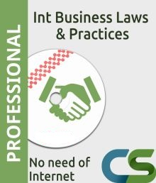 CS Professional International Business Laws and Practices