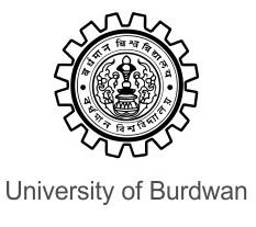 M Com   University of Burdwan
