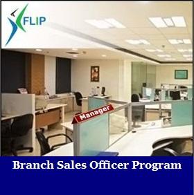 Branch Sales Officer Program Training + Certification