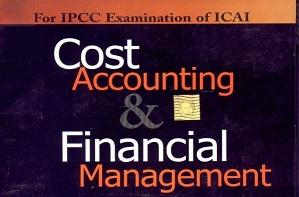 CA Intermediate   CA IPCC Combo Pack Cost Accounting Financial Management  CA Raj K Agrawal